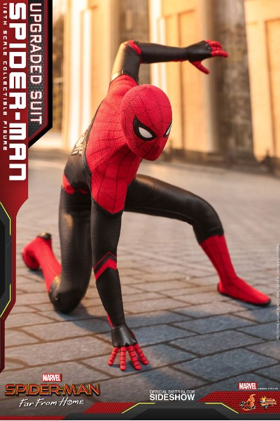 Preorder Hot Toys Marvel Spider-Man Upgraded Suit Figure