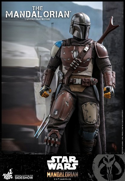 Preorder Hot Toys Star Wars The Mandalorian Sixth Scale Figure