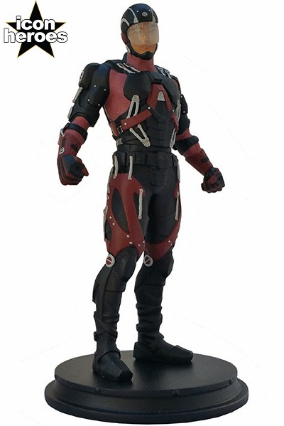 Icon Heroes DC Comics Arrow TV Series Atom Mini Statue