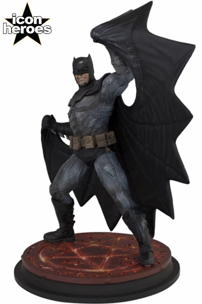 Icon Heroes DC Comics Batman Damned Statue