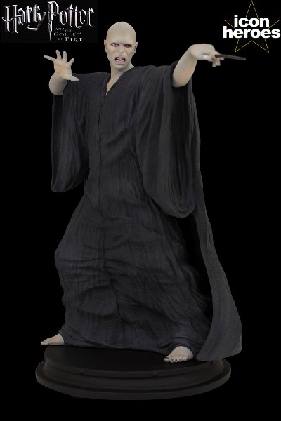 Icon Heroes Harry Potter and the Goblet of Fire Voldemort Statue