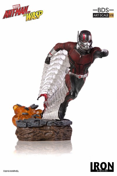 Iron Studios Marvel Ant-Man and Wasp Ant-Man Art Scale Statue
