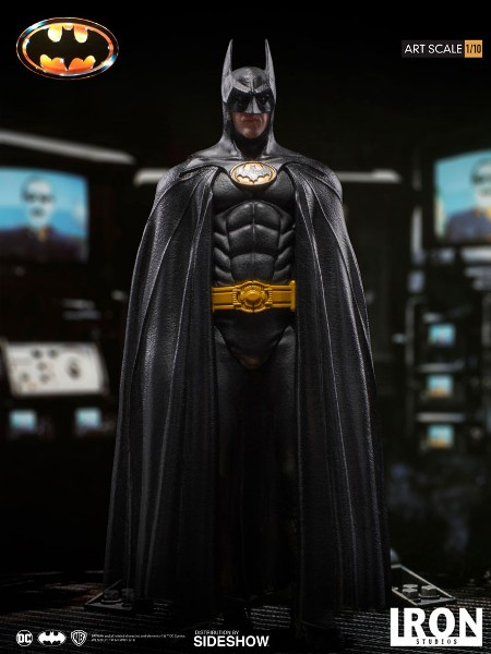 Iron Studios DC Comics Batman 1989 Version Art Scale Statue