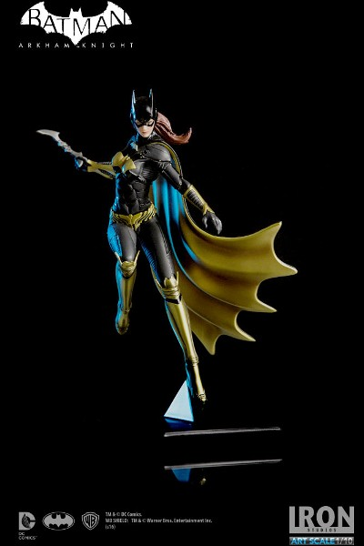 Iron Studios DC Batman Arkham Knight Batgirl Art Scale Statue