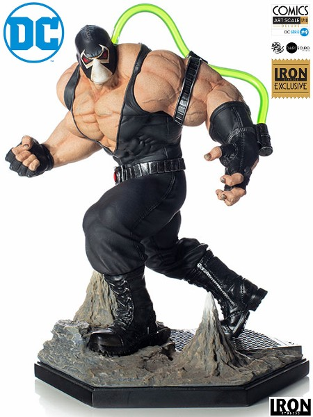 Iron Studios DC Comics Bane by Ivan Reis Art Scale Statue