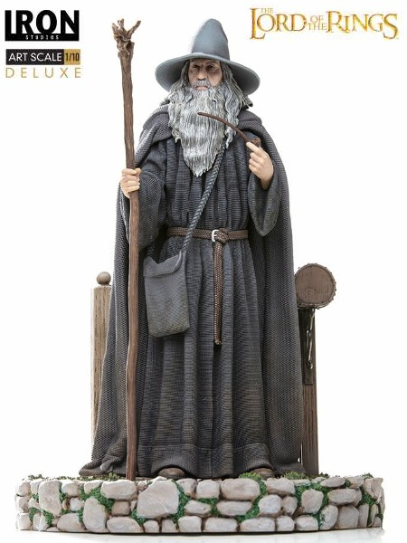Iron Studios Lord of the Rings Gandalf the Grey Art Scale Statue