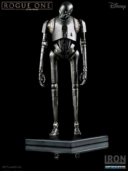 Iron Studios Star Wars Rogue One K-2SO Art Scale Statue