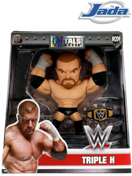 Jada WWE Triple H Metals 6 Inch Die Cast Figure