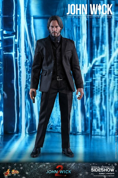 Preorder Hot Toys John Wick Chapter 2 Sixth Scale Figure