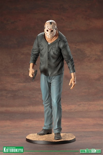 Kotobukiya Friday the 13th Part III Jason Voorhees ARTFX Statue
