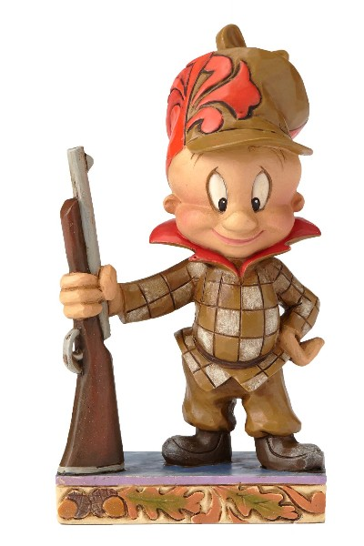 Looney Tunes by Jim Shore Hunter Elmer Fudd Statue