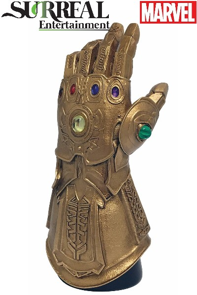 Marvel Movie Version Infinity Gauntlet PX Desk Monument