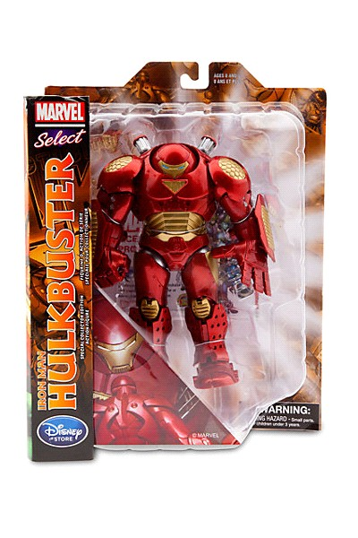 Diamond Select Toys Marvel Select Iron Man Hulkbuster Figure
