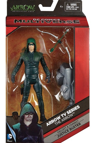 Mattel DC Comics Multiverse Arrow TV Series Arrow Action Figure