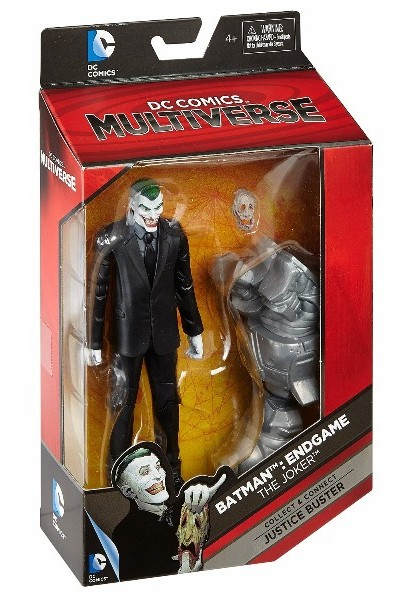 Mattel DC Comics Multiverse Endgame Joker Action Figure