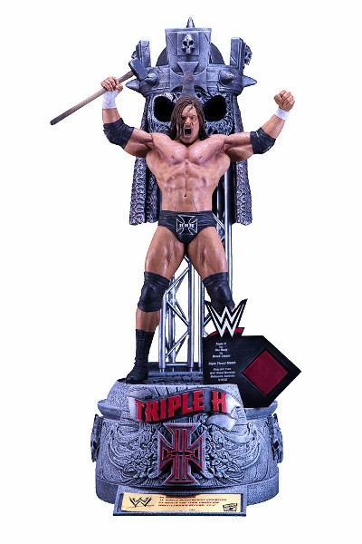 McFarlane WWE Icon Series Triple H Resin Statue
