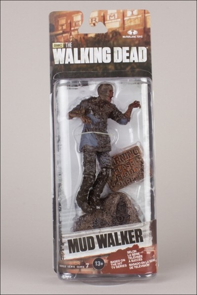 McFarlane The Walking Dead TV Series 7 Mud Walker Figure