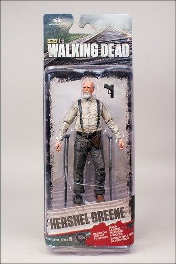 McFarlane The Walking Dead TV Series 6 Hershel Greene Figure
