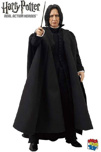 Preorder Medicom Severus Snape Real Action Hero 12 Inch Figure