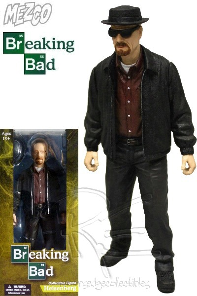 Mezco Breaking Bad Walter White as Heisenberg 12 Inch Figure