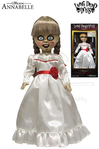 Mezco Living Dead Dolls Presents The Conjuring Annabelle Doll