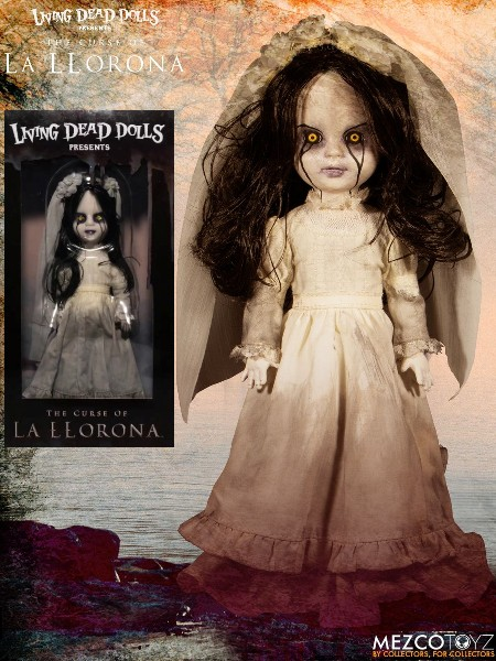 Mezco Living Dead Dolls Presents The Curse of La Llorona Doll