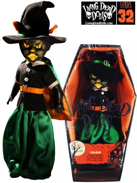 Mezco Living Dead Dolls Series 32 Salem Doll