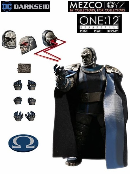One 12 Collective DC Comics Darkseid 6 Inch Scale Figure