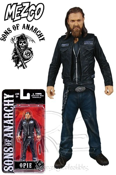 Mezco Sons of Anarchy Opie Winston 6 Inch Figure