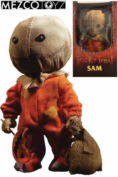 Mezco Trick 'r Treat Sam Mega Scale 15 Inch Figure