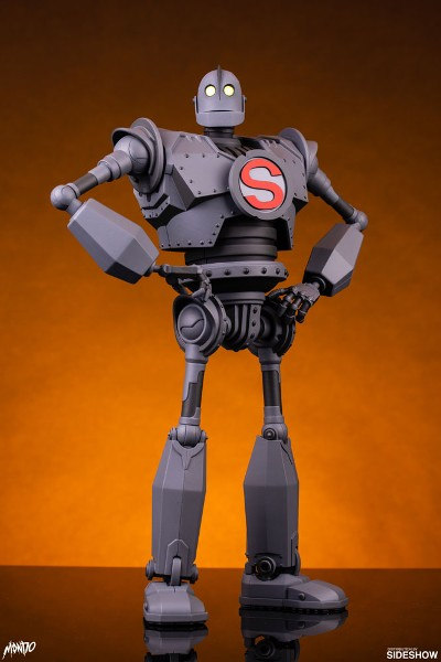 Preorder Mondo The Iron Giant Mondo Mecha Collectible Figure