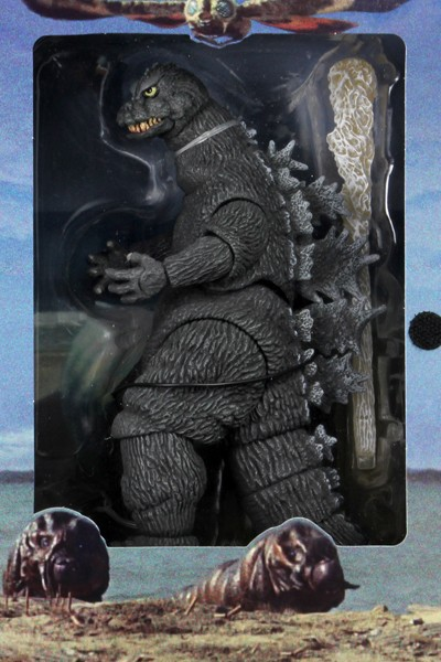Neca Godzilla vs Mothra 12 Inch Head to Tail Godzilla Figure