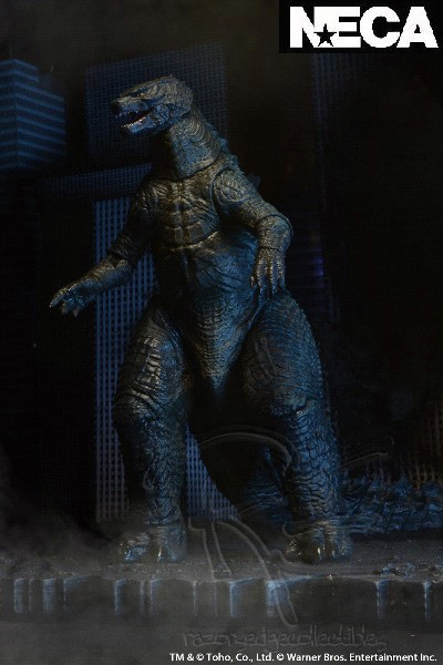 Neca 2014 Godzilla 12 Inch Head to Tail Godzilla Action Figure