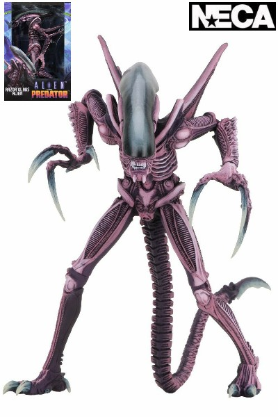 Neca Aliens vs Predator Arcade Razor Claws Alien Figure