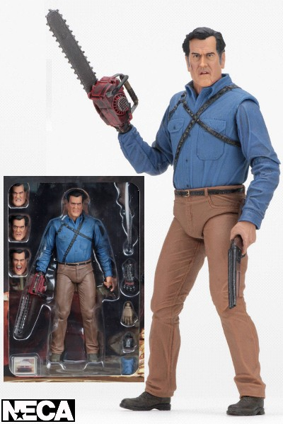 Neca Ash vs Evil Dead TV Series Ultimate Ash Action Figure