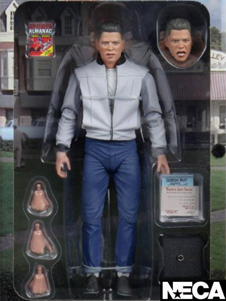 Neca Back to the Future II Ultimate Biff Tannen Figure