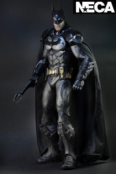 Neca DC Batman Arkham Knight Batman Quarter Scale Action Figure