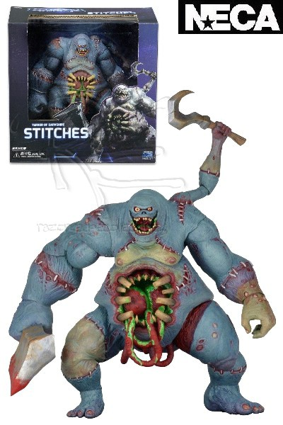 Neca Blizzard Heroes of the Storm Stitches Deluxe Action Figure