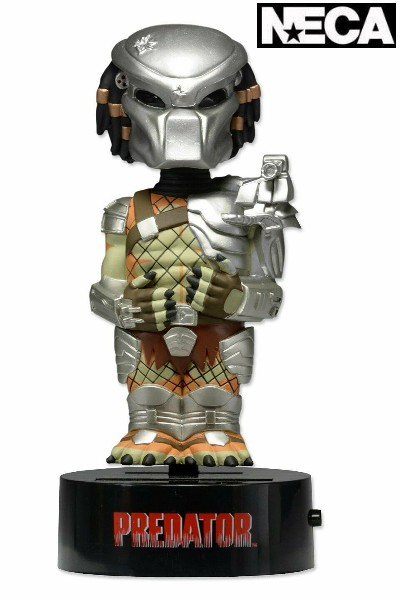 Neca Body Knocker Predator Jungle Hunter Bobble Figure