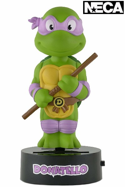 Neca Body Knocker Teenage Mutant Ninja Turtles Donatello Bobble