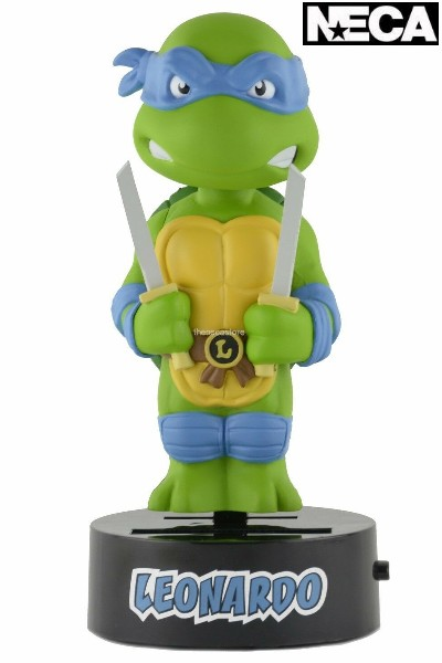 Neca Body Knocker Teenage Mutant Ninja Turtles Leonardo Bobble