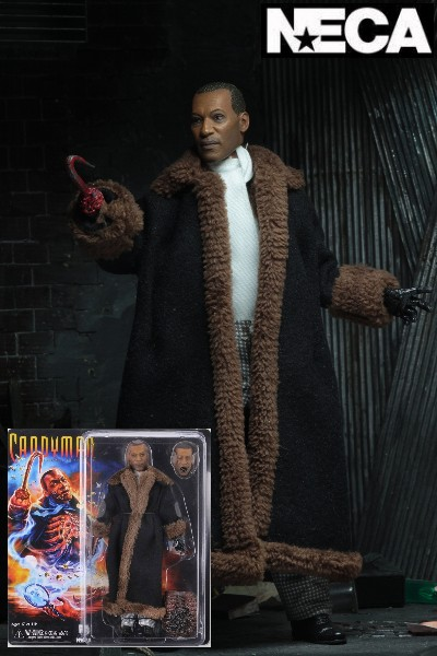 Neca Candyman Farewell to the Flesh 8 Inch Clothed Action Figure