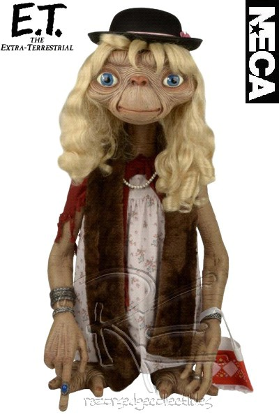 Neca Dress Up E.T. Life Size Stunt Puppet Prop Replica
