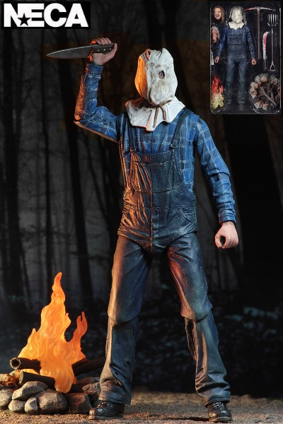 Neca Friday the 13th Part 2 Ultimate Jason Action Figure