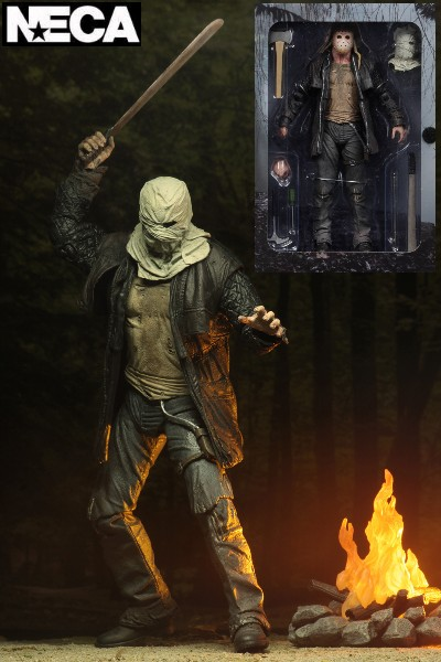 Neca Friday the 13th 2009 Ultimate Jason Action Figure