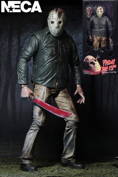 Neca Friday the 13th Part 4 Jason Voorhees Quarter Scale Figure