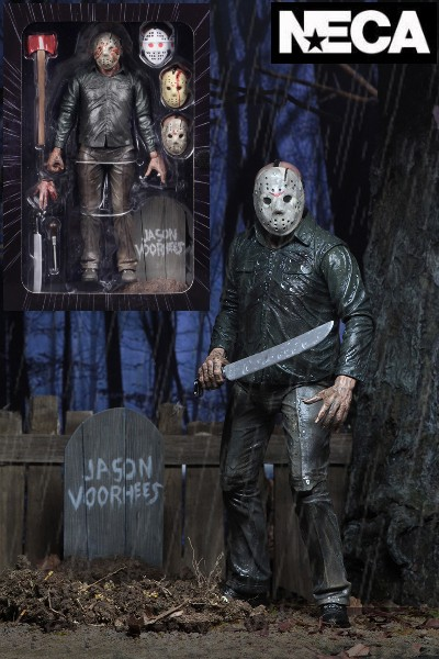 Neca Friday the 13 Part 5 Ultimate Jason Action Figure