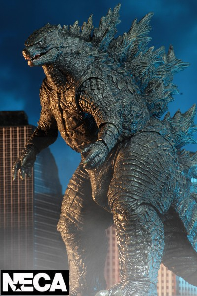 Neca Godzilla King of Monsters 12 Inch Head to Tail Figure