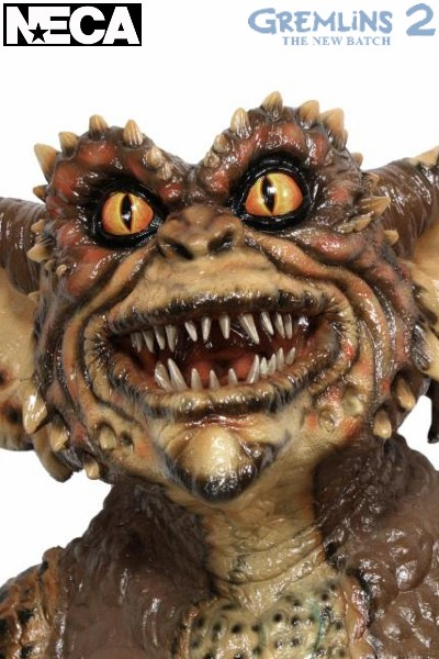 Neca Gremlins 2 Brown Gremlin Lifesize Puppet Prop Replica