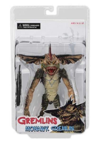 Neca Gremlins 2 Mohawk 7 Inch Scale Action Figure